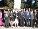 Галерея: Вшанування загиблих у ВВВ 19.09.2014 р.<br>Автор: Олена Свириденко