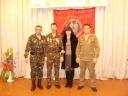 Галерея: Будинок культури коцерт Афганцям 11.02.2014 р.<br>Автор: Віталій Бибик