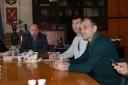 Галерея: Зустріч з головами сільських рад 24.02.2016р.