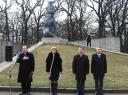 Галерея: День пам'яті в'язнів концтаборів 11.04.2013