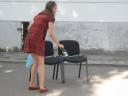 Галерея: <i>Вулична акція &quot;Збирай роздільно-живи доцільно&quot;!</i><br>Автор: <i>Олена Мурашкіна</i>
