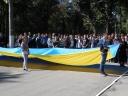 Галерея: <i>Вшанування загиблих у ВВВ 19.09.2014 р.</i><br>Автор: <i>Олена Мурашкіна</i>