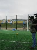 Галерея: <i>Відкриття спортмайданчика 27 11 2013</i><br>Автор: <i>Олена Мурашкіна</i>