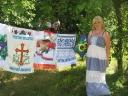 Галерея: <i>Фестиваль Барви Хорольщини 19 06 2012 вироби народних умільців</i>