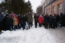 Галерея: Ланцюг єднання 20.01.2017р.