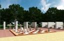 Галерея: <i>Ескізний проект &quot;Реконструкція міського скверу з елементами благоустрою в м.Хорол&quot; 11.12.2015р.</i>
