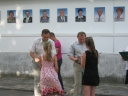 """Галерея: Вулична акція """"Збирай роздільно-живи доцільно""""!<br>Автор: Олена Мурашкіна"""