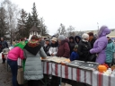 Галерея: Проводи зими на Масляну, 26.02.2017р.