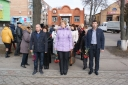 Галерея: Вшанування пам'яті Великого Кобзаря 09.03.2016р.