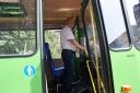 """Галерея: <i>Придбання для міста автобусу """"Еталон"""" 29.07.2016р.</i>"""