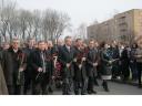 Галерея: <i>День пам'яті в'язнів концтаборів 11.04.2013</i>